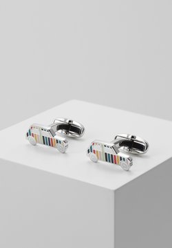 Paul Smith - CUFFLINK MINI CAR - Manschettenknopf - silver-coloured