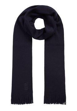 BOSS - ALBAS - Schal - dark blue