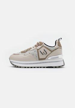 Liu Jo Jeans - MAXI - Sneakers laag - beige