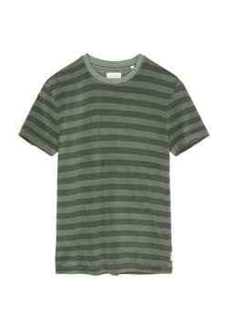 Marc O'Polo - T-Shirt print - green