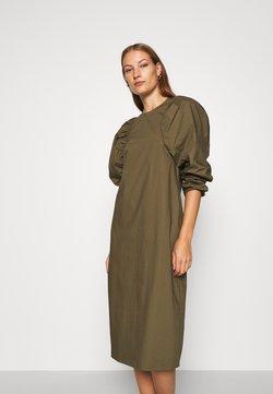 Birgitte Herskind - KEEN DRESS - Robe d'été - army