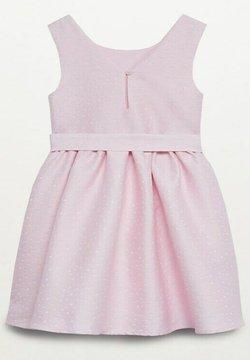 Mango - Jerseykleid - rose clair