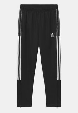 adidas Performance - TIRO UNISEX - Verryttelyhousut - black