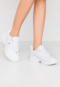 Tommy Jeans - HERITAGE  - Sneakers laag - white