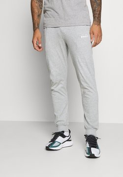 Diadora - CUFF PANTS CORE LIGHT - Jogginghose - light middle grey melange