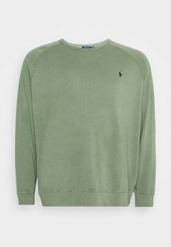 Polo Ralph Lauren Big & Tall - SPA TERRY - Sweater - cargo green