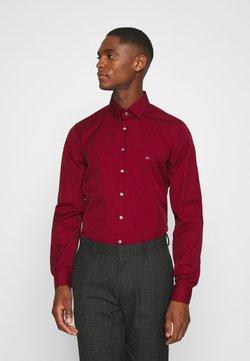 Calvin Klein Tailored - CONTRAST FLOWER PRINT SLIM - Businesshemd - red