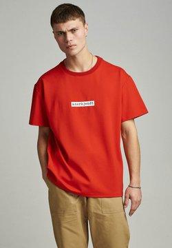 Anerkjendt - T-shirt print - red clay