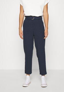 Hollister Co. - Pantalon classique - navy