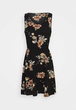 ONLY - ONLNOVA LUX SARA DRESS - Robe d'été - black