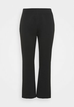CAPSULE by Simply Be - VALUE JOGGER - Jogginghose - black