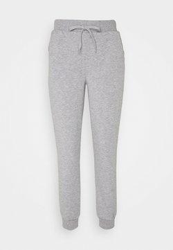 Vero Moda Petite - VMKOKO PANT  - Jogginghose - light grey melange