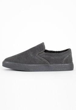 Minnetonka - ALDEN - Chaussons - charcoal grey
