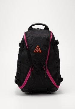 Nike Sportswear - RESPONDER SMALL - Reppu - black/active fuchsia/safety orange