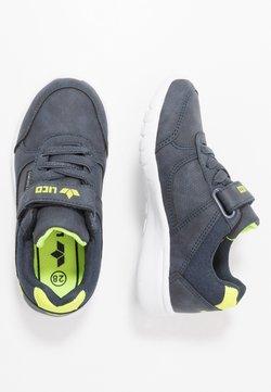 LICO - MAT VS - Sneakers laag - marine/lemon
