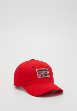 Tommy Jeans - COLLEGE - Casquette - red