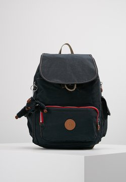 Kipling - CITY PACK S - Reppu - true navy