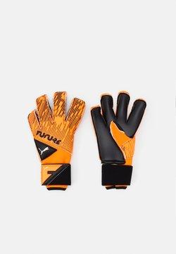 Puma - FUTURE GRIP 5.2 UNISEX - Torwarthandschuh - shocking orange/black/white