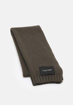Calvin Klein - SCARF UNISEX - Szal - khaki