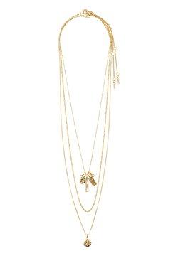 Pilgrim - 2 PACK - Halsband - gold plated