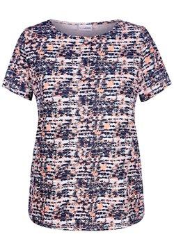 MIAMODA - T-Shirt print - blau