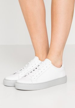 GARMENT PROJECT - TYPE - Sneakers laag - white/light grey