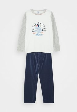 Petit Bateau - LIONEL  - Pyjama - beluga/multicolor