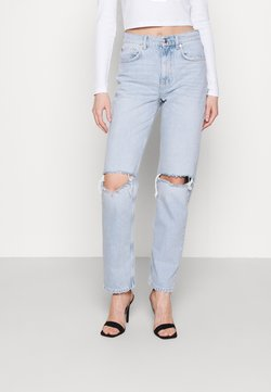 Gina Tricot - 90S HIGH WAIST - Jeans relaxed fit - sky blue dest