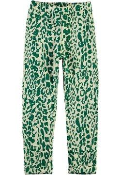 Molo - ALYSIE - Stoffhose - green leopard