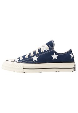 Converse - CHUCK TAYLOR ALL STAR - Sneaker low - navy/white/egret