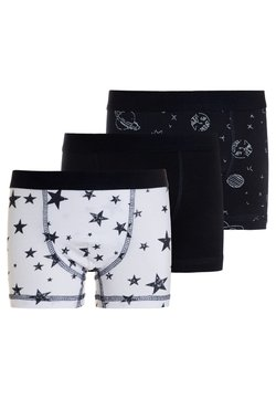 Jacky Baby - BOXER SPACE & STARS BOYS 3 PACK  - Panties - dark blue