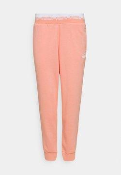 Puma - AMPLIFIED PANTS - Pantaloni sportivi - apricot blush