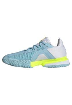 adidas Performance - SOLEMATCH BOUNCE - Neutrala löparskor - blue