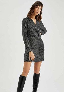 DeFacto - Cocktailkleid/festliches Kleid - grey