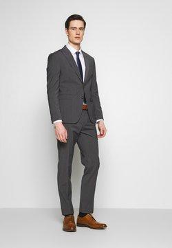 Tommy Hilfiger Tailored - SLIM FIT PEAK LAPEL SUIT - Anzug - grey