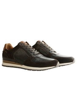 Travelin - WELTON - Sneaker low - dark brown
