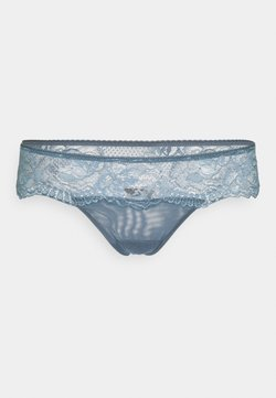 La Perla - BRIGITTA - String - blue aviation
