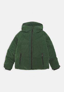 Gosoaky - WORKING WEASEL UNISEX - Winterjas - green forest
