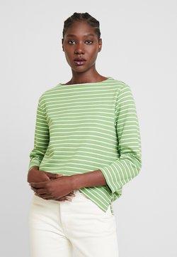TOM TAILOR - Sweatshirt - green horizontal