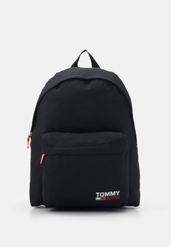 Tommy Jeans - TJM CAMPUS  BACKPACK - Reppu - black