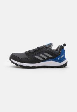 adidas Performance - TERREX AGRAVIC TR GTX - Zapatillas de trail running - dough solid grey/grey three/royal blue