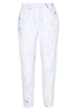 Polo Ralph Lauren - ANKLE PANT - Jogginghose - pastel paintsplat