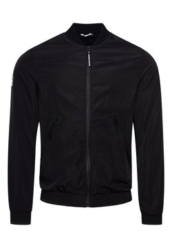 Superdry - SURPLUS GOODS FLYWEIGHT  - Giubbotto Bomber - black