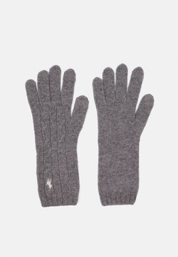 Polo Ralph Lauren - Gloves - fawn grey heather