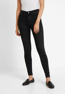 Dorothy Perkins Tall - ALEX - Jeans Skinny Fit - black