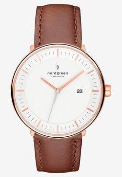 Nordgreen - ARMBANDUHR - Montre - brown