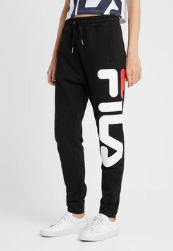Fila Tall - PURE BASIC PANTS - Jogginghose - black