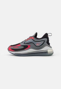 Nike Sportswear - AIR MAX ZEPHYR - Baskets basses - smoke grey/siren red/black/photon dust
