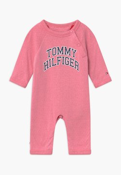 Tommy Hilfiger - BABY COVERALL - Jumpsuit - pink