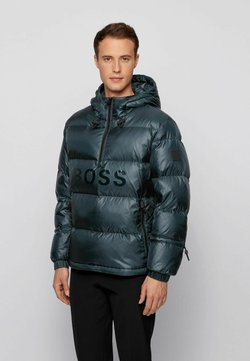 BOSS - Daunenjacke - open green